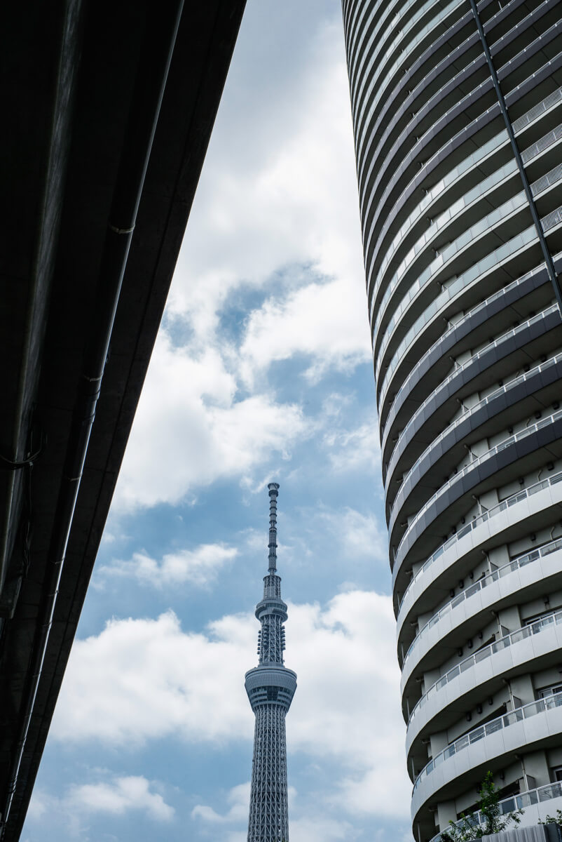 tokyo skytree view