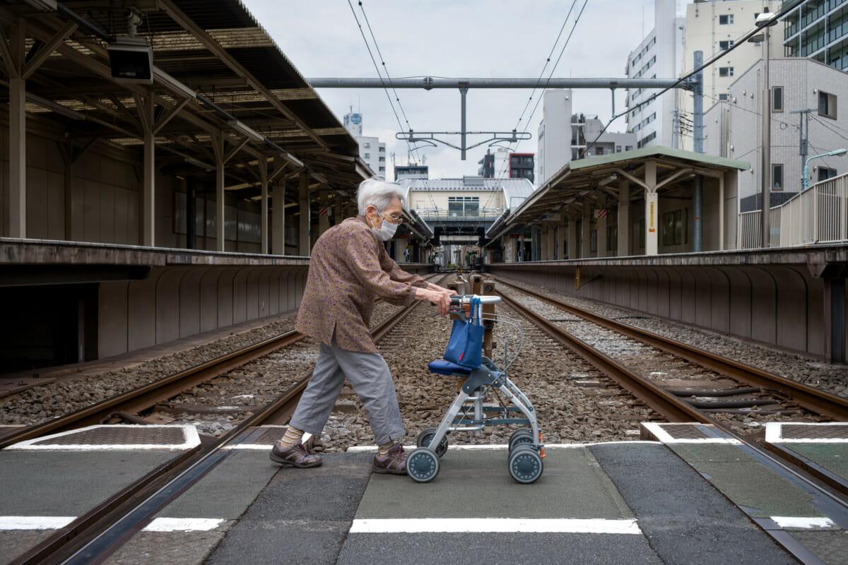 tokyo station to station