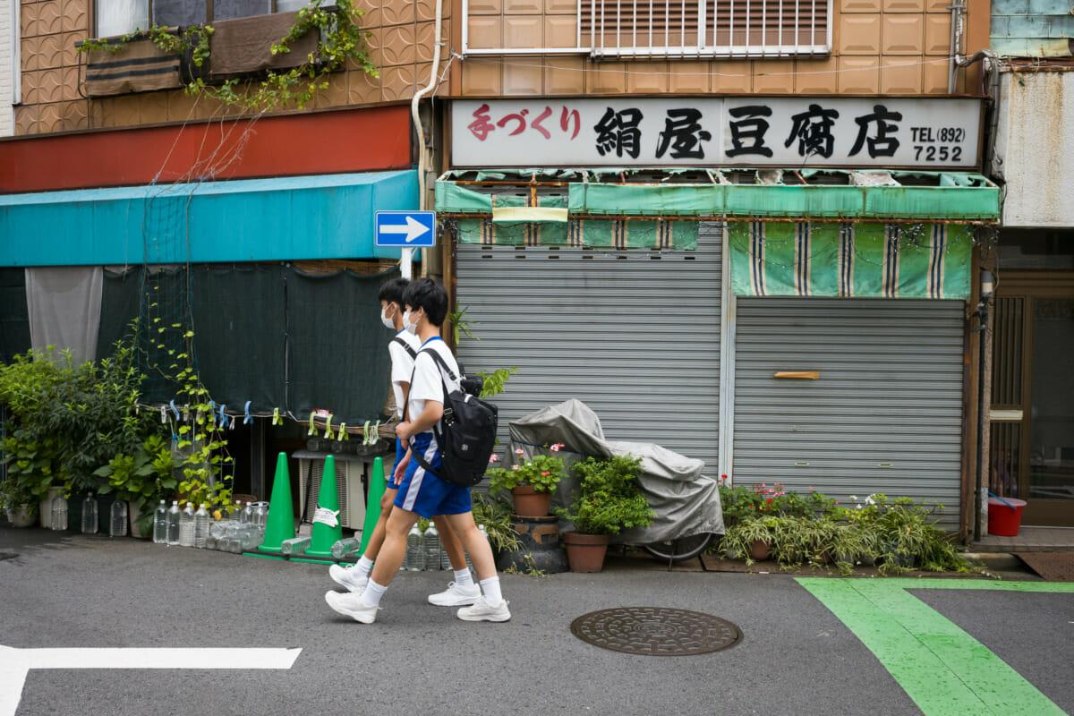 Tokyo synchronisation