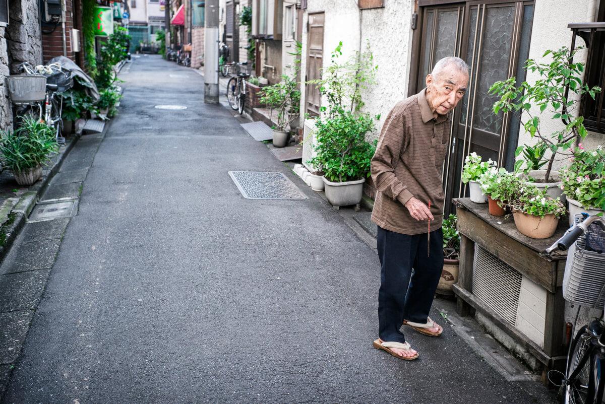 tokyo urban gardening